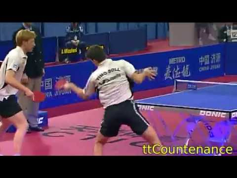Epic Table Tennis Video Gives Me All Sorts of Emotions.