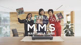 Video Vinyl & Turntable 101 (feat. Mar, Mela, & Sari) MP3, 3GP, MP4, WEBM, AVI, FLV November 2018