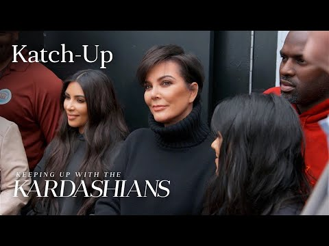 """""""Keeping Up With The Kardashians"""" Katch-Up S15, EP.10   E!"""