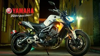 9. 2017 Yamaha FZ-09 Features & Benefits