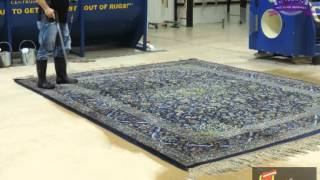 Special Care Washing A Fragile Rug Tulsa