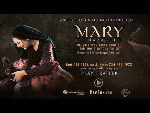 Mary - MARY OF NAZARETH is an epic new motion picture on the life of Mary, mother of Christ, from her childhood through the Resurrection of Jesus. This full length ...