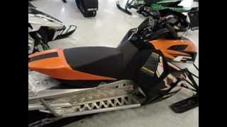 9. 2012 ARCTIC CAT PROCROSS F 1100 TURBO SNO PRO