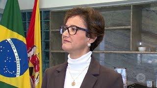 Há um mês no cargo, Jaqueline Coutinho diz enfrentar problemas no orçamento