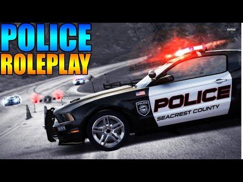 Gmod POLICE RP Mod 3 (видео)