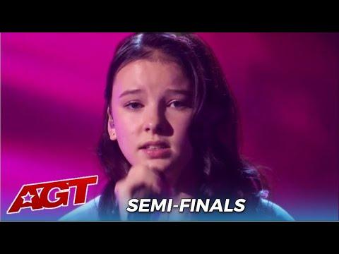 Daneliya Tuleshova: 14-Year-Old Khazak Singer WOWS America! A Star In The Making
