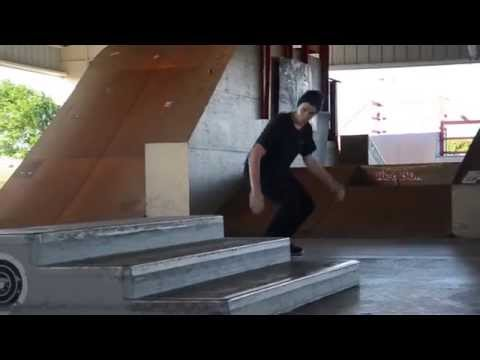 Locations: Alliance Skatepark