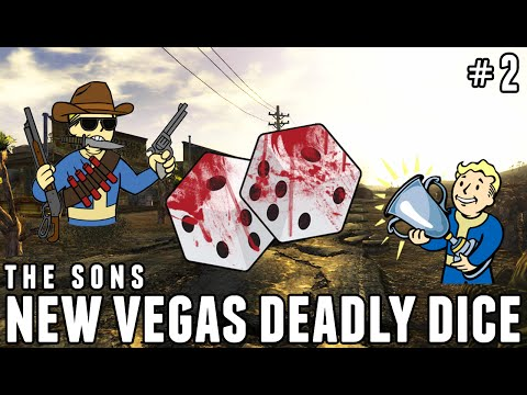 Fallout New Vegas: Deadly Dice! Week 4 Episode 2