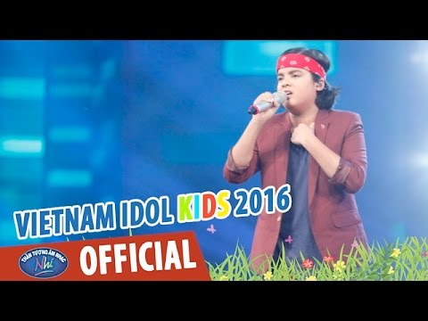 I'LL BE THERE - JAYDEN - VIETNAM IDOL KIDS 2016 GALA 2
