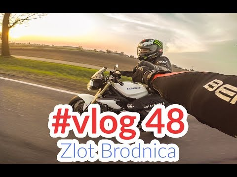 #VLOG 48 Zlot Brodnica, INTERCOMY TRIUMPH