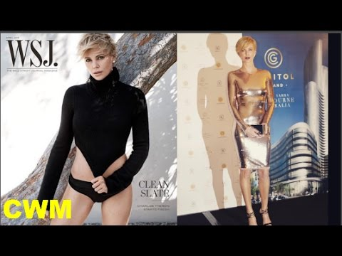 Charlize Theron Wardrobe Malfunction - Most Sexiest Moments