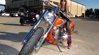 5. 2007 American IronHorse SLAMMER SZ