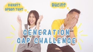 Video Ringgo Agus Rahman & Zara 'JKT 48' Main Generation Gap Challenge MP3, 3GP, MP4, WEBM, AVI, FLV Januari 2019