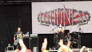 Loudness - Let it Go (Live at MOR 18)