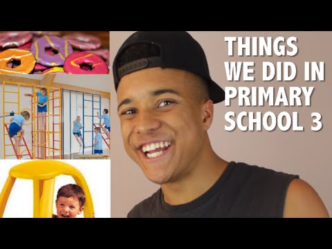 we - HERE IT IS! THE 3RD ADDITION TO THE THINGS WE DID IN PRIMARY SCHOOL SERIES! THUMBS UP & SHARE WITH FRIENDS! Can we get 6000 likes? Subscribe to my gaming channel - https://www.youtube.com/use...