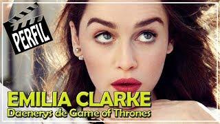 Conheça um pouco mais de Emilia Clarke, a Daenerys Targaryen de Game Of Thrones. Inscreva-se no Canal...