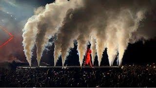 Abertura Show Katy Perry - Porto Alegre