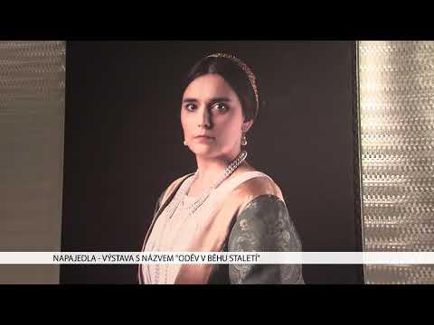TVS: Napajedla - Výstava historických oděvů