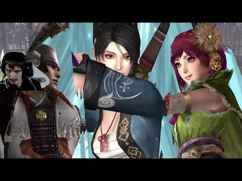 Let's Play Warriors Orochi 3 Ultimate [German] Part 74: Cringe Zwischen Okuni Und Zhong Hui