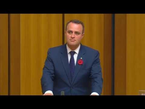 Tim Wilson MP - Grievance Debate Part 3 - Future Home Buyers of Australia 161108