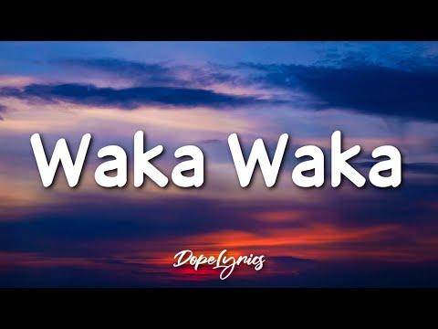 Waka Waka (This Time for Africa) - Shakira (Lyrics) 🎵