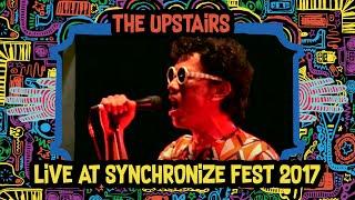 Video The Upstairs Live at SynchronizeFest - 8 oktober 2017 MP3, 3GP, MP4, WEBM, AVI, FLV Mei 2019