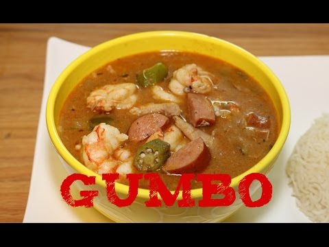 Como Hacer Gumbo