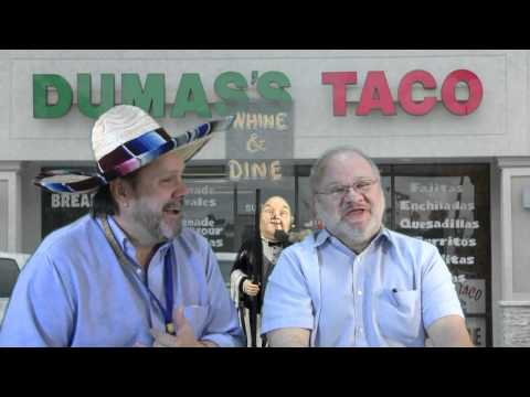 Restaurant reveiw of Dumass Tacos in Tomball Texas