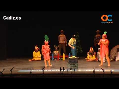 Cuarteto juvenil, Paco el Hortelano y tres buenas pa la vista - Final