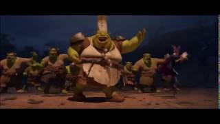 Nonton Shrek Forever After  Pied Piper Scenes Film Subtitle Indonesia Streaming Movie Download