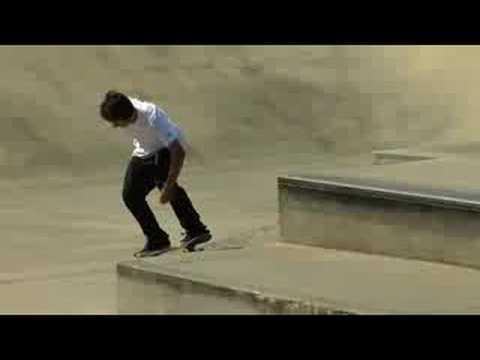 Sean Malto And Kyle Leeper Visit Etnies Skatepark