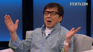 Video Jackie Chan & Steve Can't Understand Each Other MP3, 3GP, MP4, WEBM, AVI, FLV Juli 2018