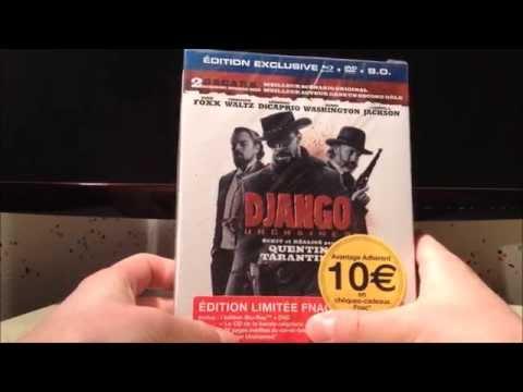 DJANGO Unchained (Edition exclusive FNAC)