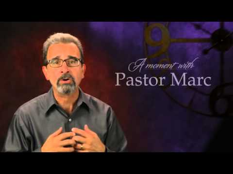 "A Moment with Pastor Marc #24<br /><strong>""A Vision of Heaven""</strong>"