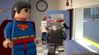 Nonton Superman at the Dry Cleaners - LEGO DC Comics Super Heroes - Mini Movie Film Subtitle Indonesia Streaming Movie Download