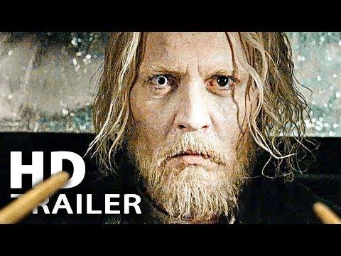PHANTASTISCHE TIERWESEN 2: Grindelwalds Verbrechen Trailer (2018)