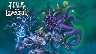 Tesla Vs. Lovecraft Gameplay Impressions - Science vs. Fiction Showdown!