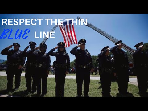 Officer Down - 🔵 Respect the thin blue line 🔵
