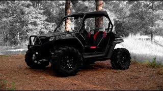 5. Polaris RZR XP4 1000 EPS - Full information and review