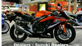 8. 2009 Suzuki GSX-R 750 - Specs and Features