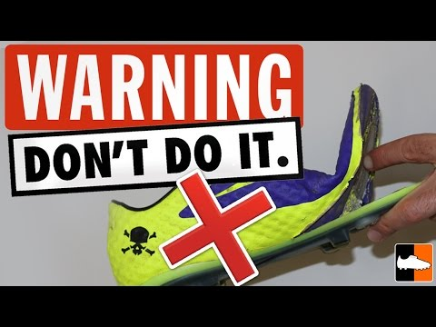 Don't Do This! 10 Football Boot Mistakes To Avoid. Biggest Soccer Cleats DON'TS!!