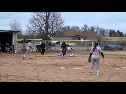Video Highlights: Softball vs. Iowa Western (3/25/2015)