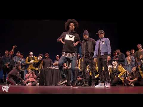 Larry (Les Twins) - Ace Hood - Top (CLEAR AUDIO)
