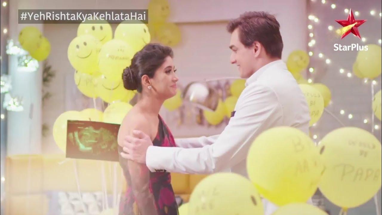 Yeh Rishta Kya Kehlata Hai | Kartik's happy
