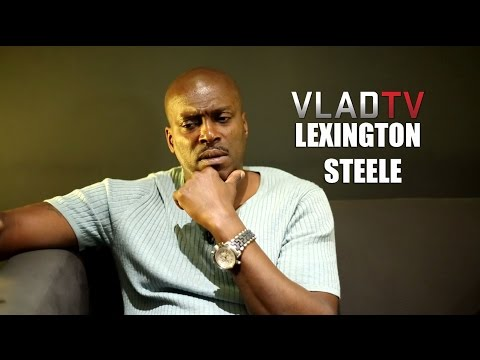 Lexington Steele on Women Who Refuse to Do Interracial Scenes (видео)