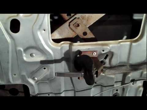 How To Replace a Power Window Motor 1979 Hurst Olds Update 11