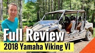9. 2018 Yamaha Viking VI 6 Ranch Edition Review