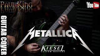 Video Metallica - Frantic [ Guitar Cover ] By: Paul King