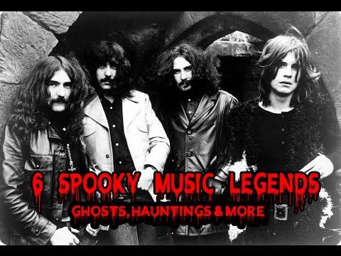 6 Spooky Music Legends