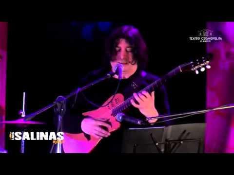 Luis Salinas, Íntimo en el Teatro Cosmopolita